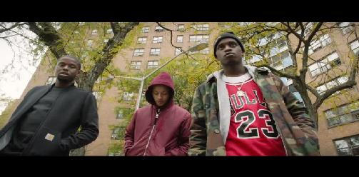 ASAP Nast Ft. Method Man - Trillmatic