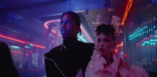 ASAP Rocky Ft. FKA Twigs - Fukk Sleep