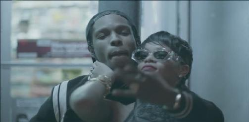 ASAP Rocky Ft. Rihanna - Fashion Killa