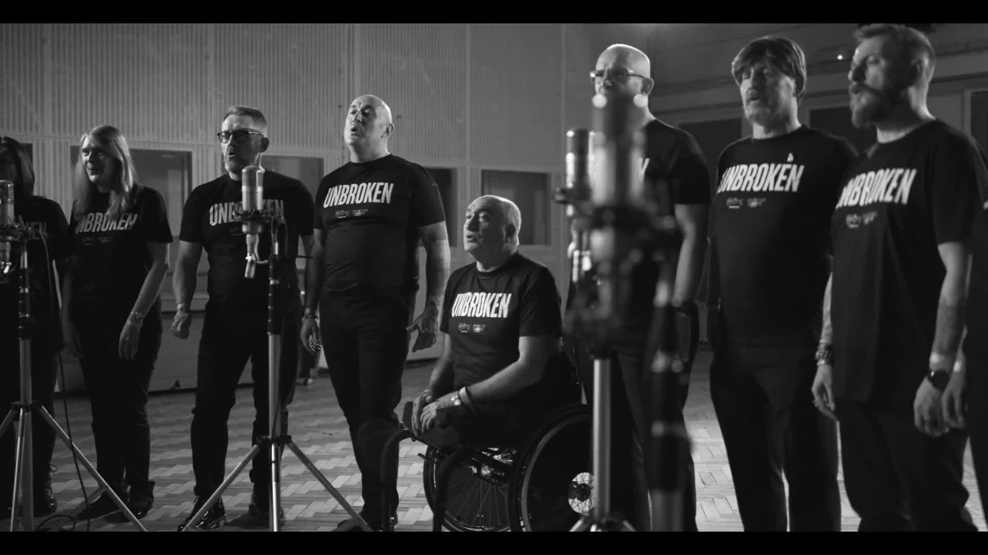 Bon Jovi Ft. The Invictus Games Choir - Unbroken