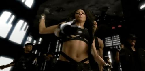Ciara Ft. Chamillionaire - Get Up