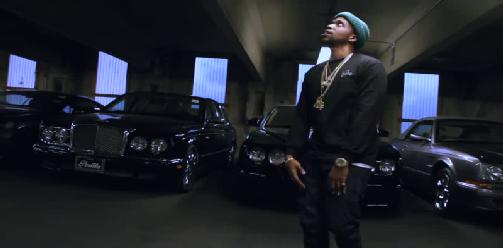 Currensy - In the Lot