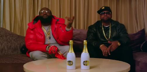 DJ Kay Slay Ft. Rick Ross & 2 Chainz - Wild One