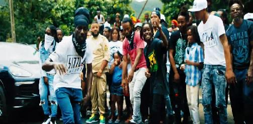 DJ Khaled Ft. Buju Banton, Sizzla, Mavado & 070 Shake - Holy Mountain