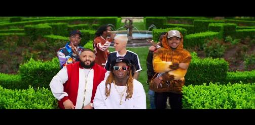 DJ Khaled Ft. Justin Bieber, Quavo, Chance the Rapper & Lil Wayne - Im the One