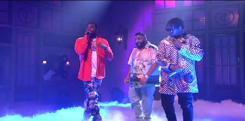 DJ Khaled Ft. Lil Wayne, Big Sean, Meek Mill, Jeremih & Lil Baby - Jealous & You Stay Medley (Live On SNL)