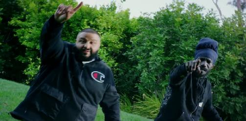 DJ Khaled Ft. Sizzla - Im so Grateful
