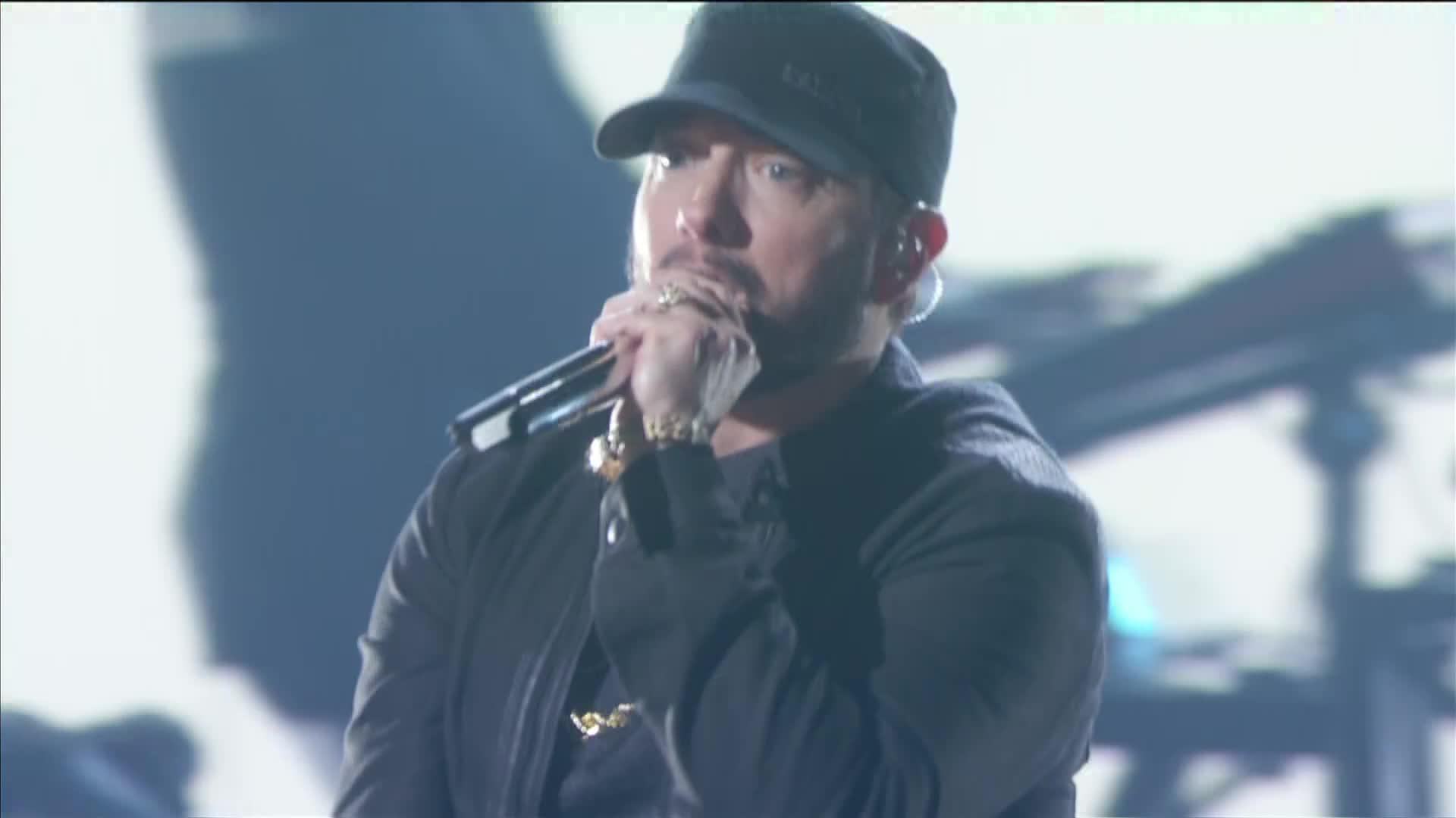 Eminem - Lose Yourself (Oscars 2020)