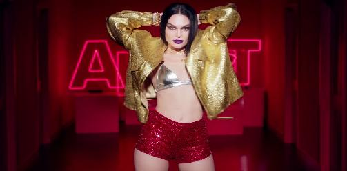 Jessie J - Cant Take My Eyes Off You, Make Up For Ever