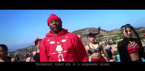 Ji Ke Juan Yi Ft. Snoop Dogg - Summer Time