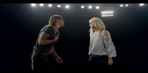 Keith Urban Ft. Carrie Underwood - The Fighter