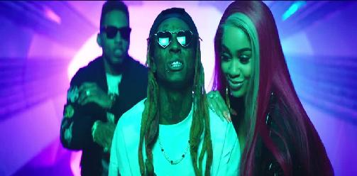Kid Ink Ft. Lil Wayne & Saweetie - Yuso
