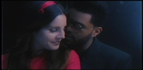 Lana Del Rey Ft. The Weeknd - Lust For Life