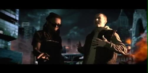Lil Wayne Ft. Eminem - Drop The World