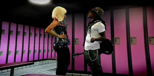 Lil Wayne Ft. Nicki Minaj - Knockout