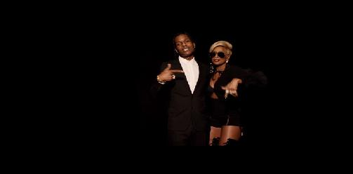 Mary J. Blige Ft. ASAP Rocky - Love Yourself