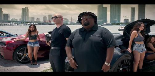 Pitbull Ft. Flo Rida & LunchMoney Lewis - Greenlight