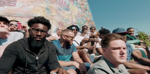 Rudimental Ft. Shungudzo, Protoje & Hak Baker - Toast To Our Differences