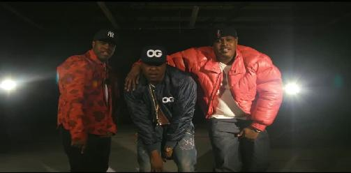 Sheek Louch Ft. Jadakiss & ASAP Ferg - Whats On Your Mind