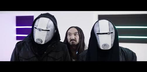 Steve Aoki Ft. will.i.am - Born To Get Wild