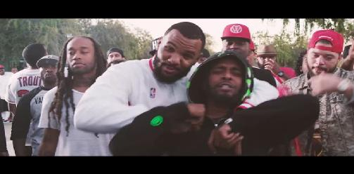 The Game Ft. Ty Dolla Sign, Jay 305, AD, Mitchy Slick, Joe Moses, RJ & Skeme - My Flag, Da Homies