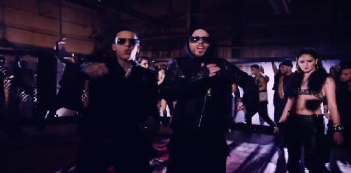 Yandel Ft. Daddy Yankee - Moviendo Caderas