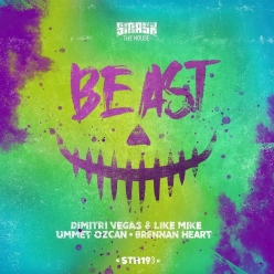 Dimitri Vegas & Like Mike, Ummet Ozcan & Brennan Heart - Beast (All As One)