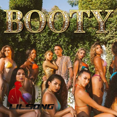 C. Tangana Ft. Becky G & Alizzz - Booty