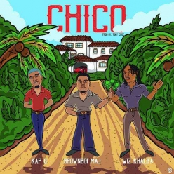 Brownboi Maj Ft. Wiz Khalifa & Kap G - Chico