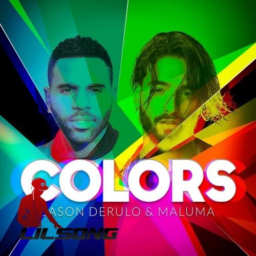Jason Derulo & Maluma - Colors