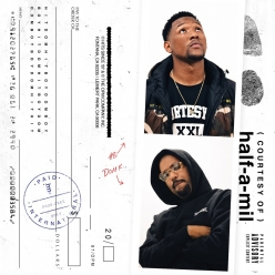 Dom Kennedy & Hit-Boy - Courtesy of Half-A-Mil