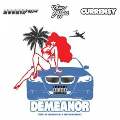 Casey Veggies & Rockie Fresh Ft. Currensy - Demeanor
