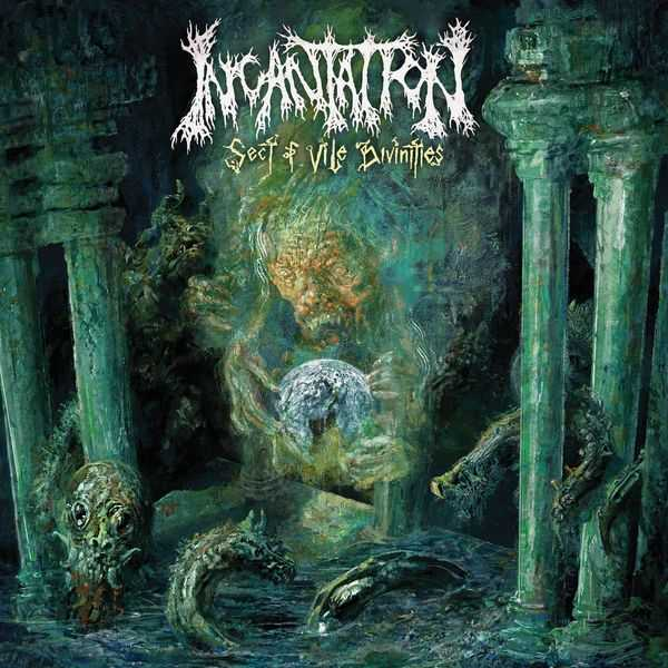 Incantation - Entrails Of The Hag Queen