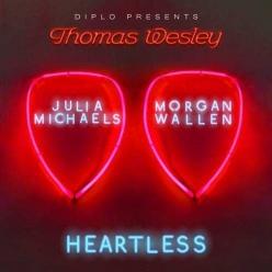 Diplo & Julia Michaels Ft. Morgan Wallen - Heartless