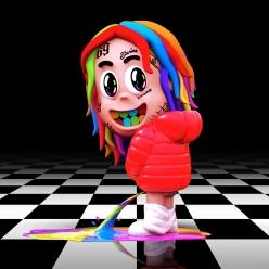 6ix9ine Ft. Nicki Minaj & Kanye West - Mama