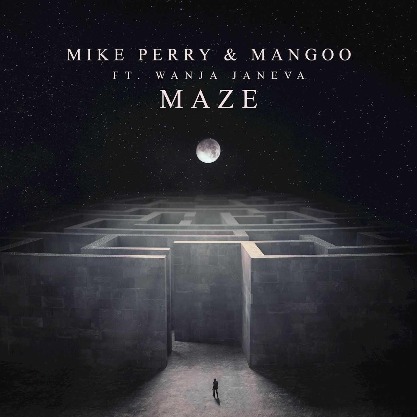 Mike Perry & Mangoo Ft. Wanja Janeva - Maze