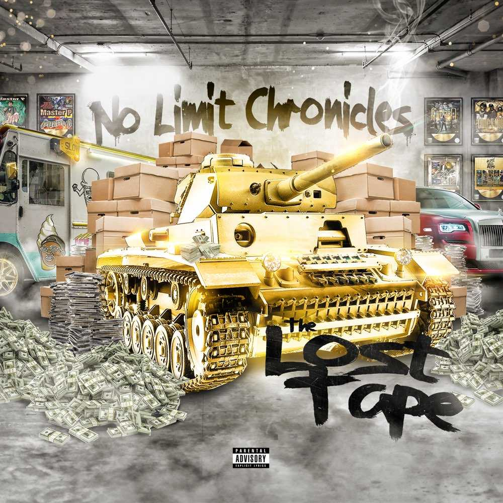 Master P - No Limit Chronicles The Lost Tape