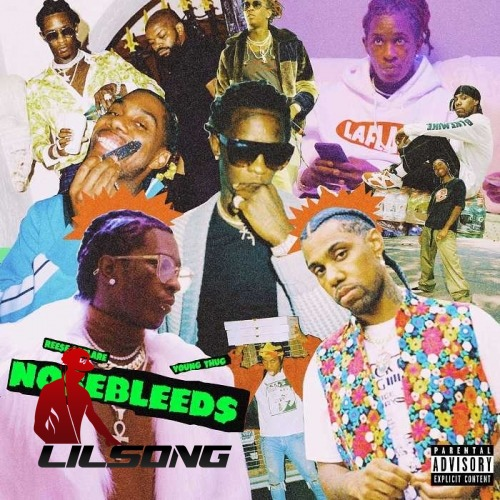 Reese Laflare Ft. Young Thug - Nosebleeds
