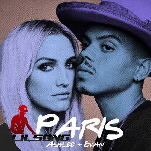 Ashlee Simpson & Evan Ross - Paris