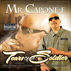 Mr. Capone-E - Tears Of A Soldier