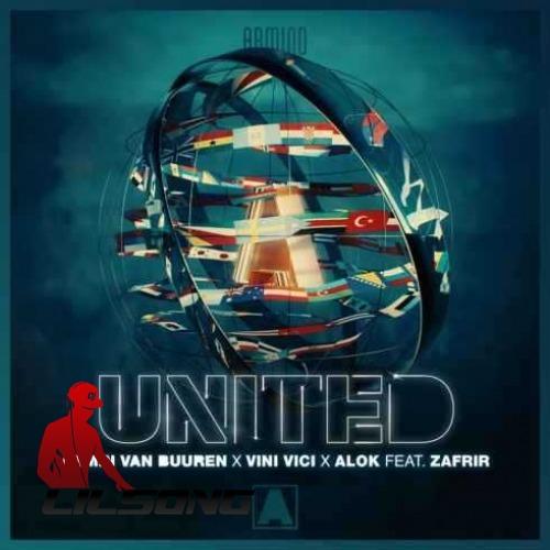 Armin van Buuren, Vini Vici & Alok Ft. Zafrir - United