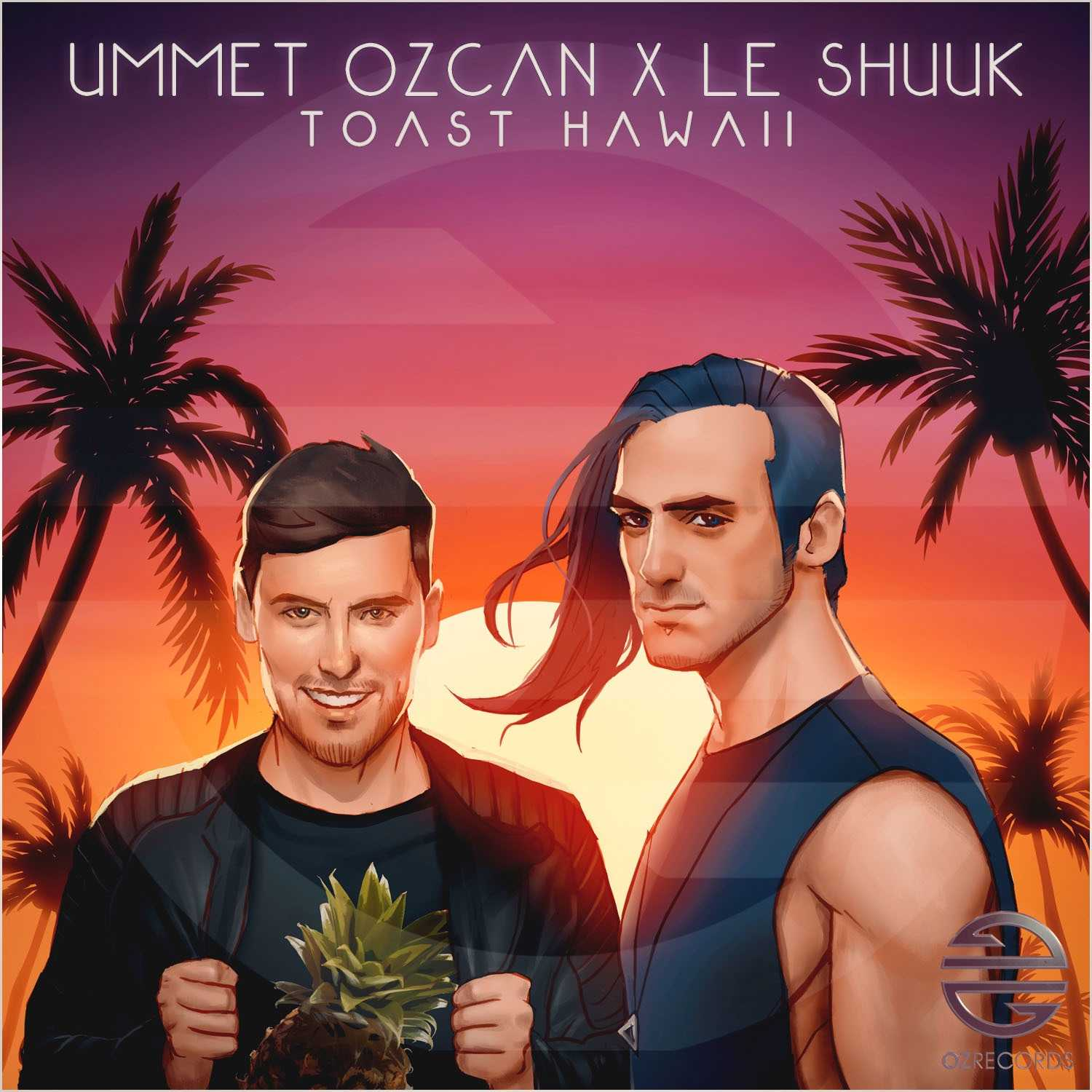 Ummet Ozcan Ft. Le Shuuk - oast Hawaii